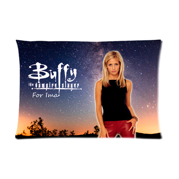 Buffy Pillow case