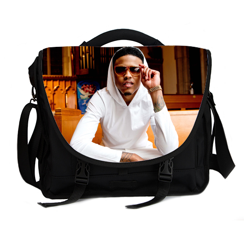 August Alsina Laptop Bag