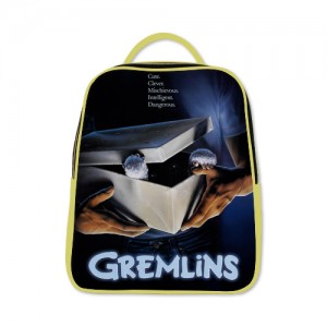 Gremlins Gizmo Backpack A Yellow