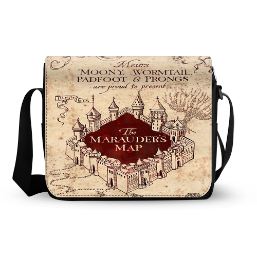 Case Design phone case with pocket : Home u0026gt; Messenger Bag u0026gt; Harry Potter Marauders Map Messenger Bag