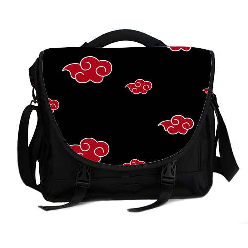Naruto Akatsuki Cloud Laptop bag