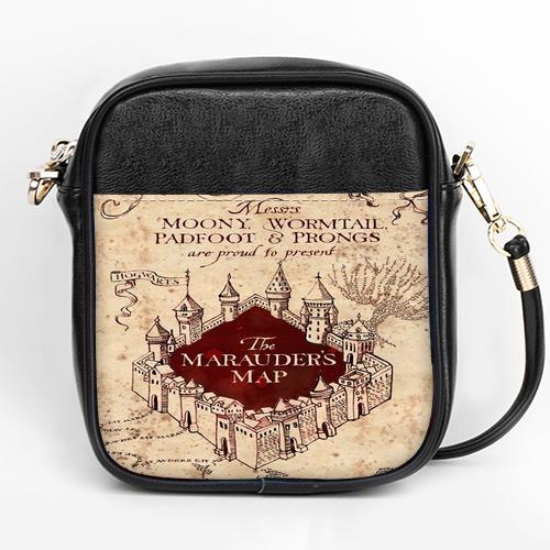 Harry Potter Marauder's Map Girls sling bag Purse