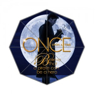 Once Upon A Time Captain Hook ABC's Tv Series Umbrella A