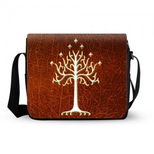 Lord Of The Rings White Tree Of Gondor LOTR Messenger Bag