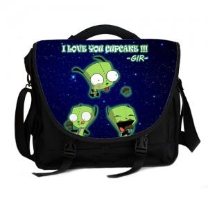 Invader Zim GIR Laptop Bag A