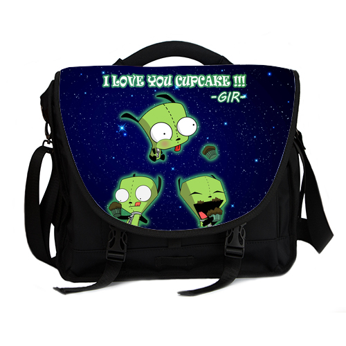 Invader Zim GIR Laptop Bag A