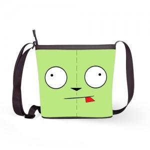 Invader Zim GIR Women shoulder sling bag Handbag A
