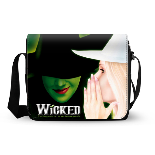 Wicked Musical Broadway Messenger Bag