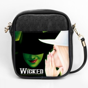 Wicked Musical Broadway Girls Sling Bag Purse