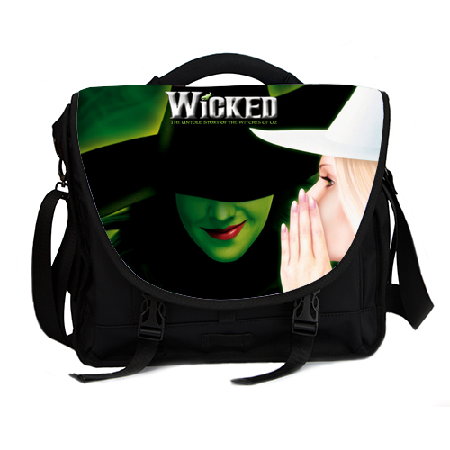 Wicked Musical Broadway Laptop Bag