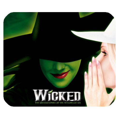 Wicked Musical Broadway Mousepad