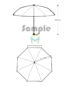 Sample Foldable Umbrella 1