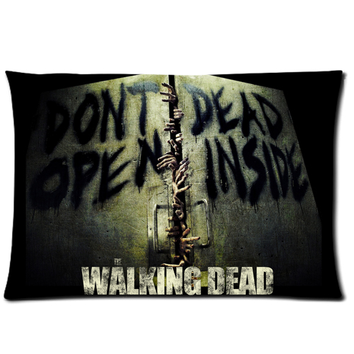 The Walking Dead Pillow Case Cover A