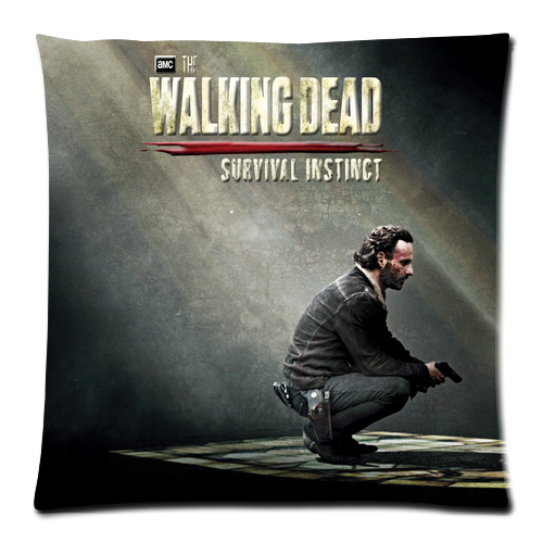 The Walking Dead Cushion Case Cover A