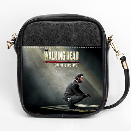 The Walking Dead Girls Sling Bag Purse A