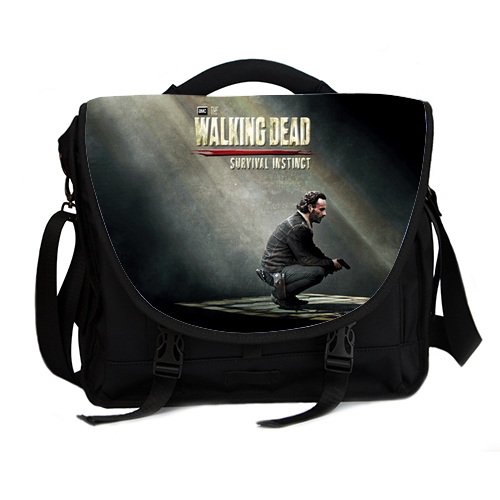 The Walking Dead Laptop Netbook Bag A