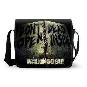 The Walking Dead Messenger bag A