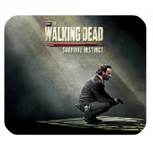The Walking Dead Mousepad A