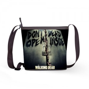 The Walking Dead Women Handbag Shoulder Sling Bag A