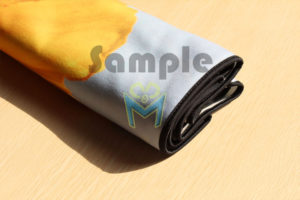 Fleece Blanket Sample 2