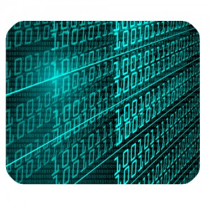 bits and bytes mousepad