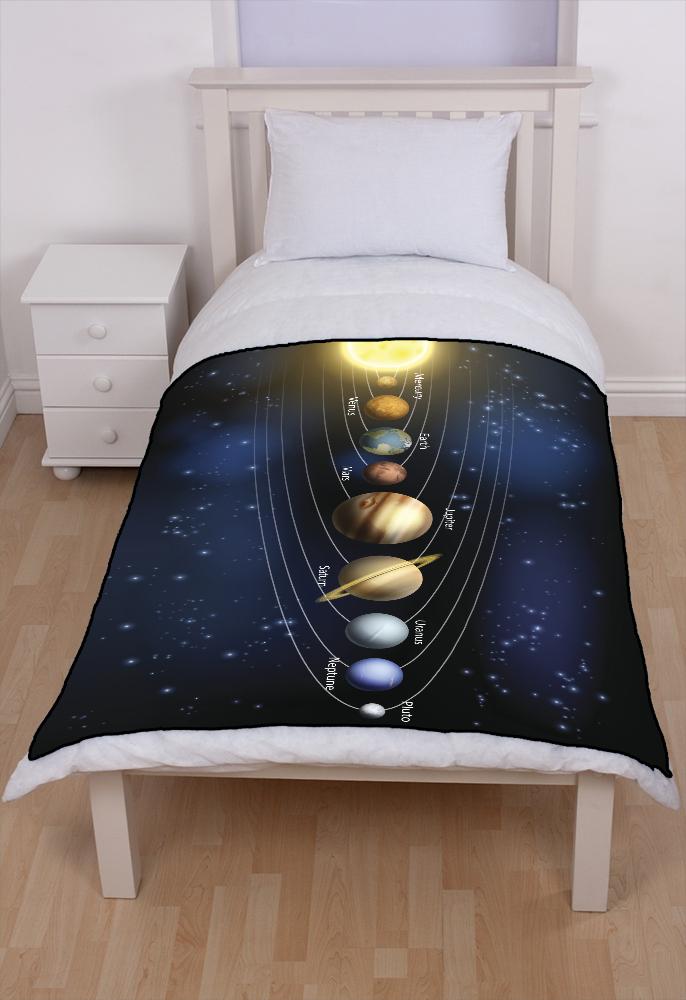 solar system blankets - photo #27