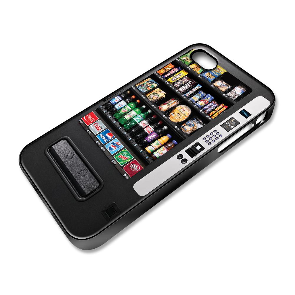snacks vending machine iphone case