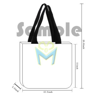 Cotton Canvas Tote Bag Sample 1a
