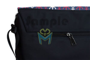 Sample Messenger Bag 3