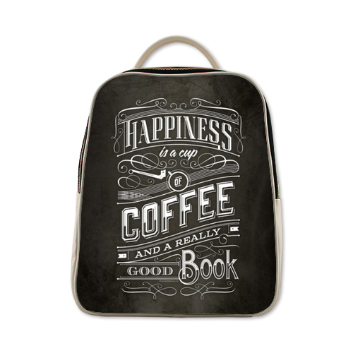 Coffee & Book BAckpack AW
