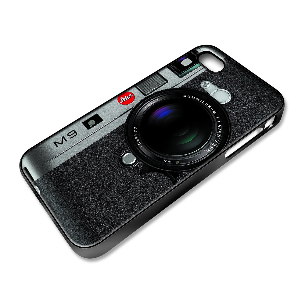 Leica m9 camera iphone case